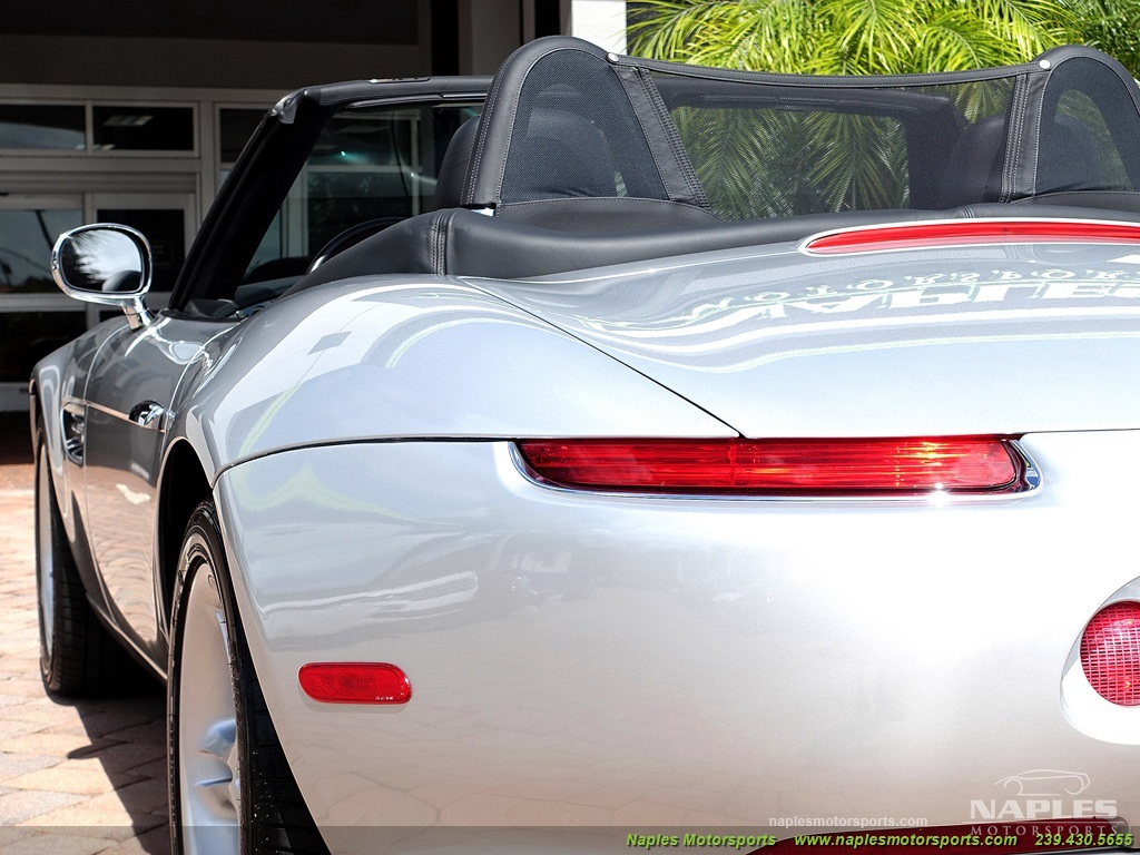 2002 BMW Z8 - Photo 40 - Naples, FL 34104