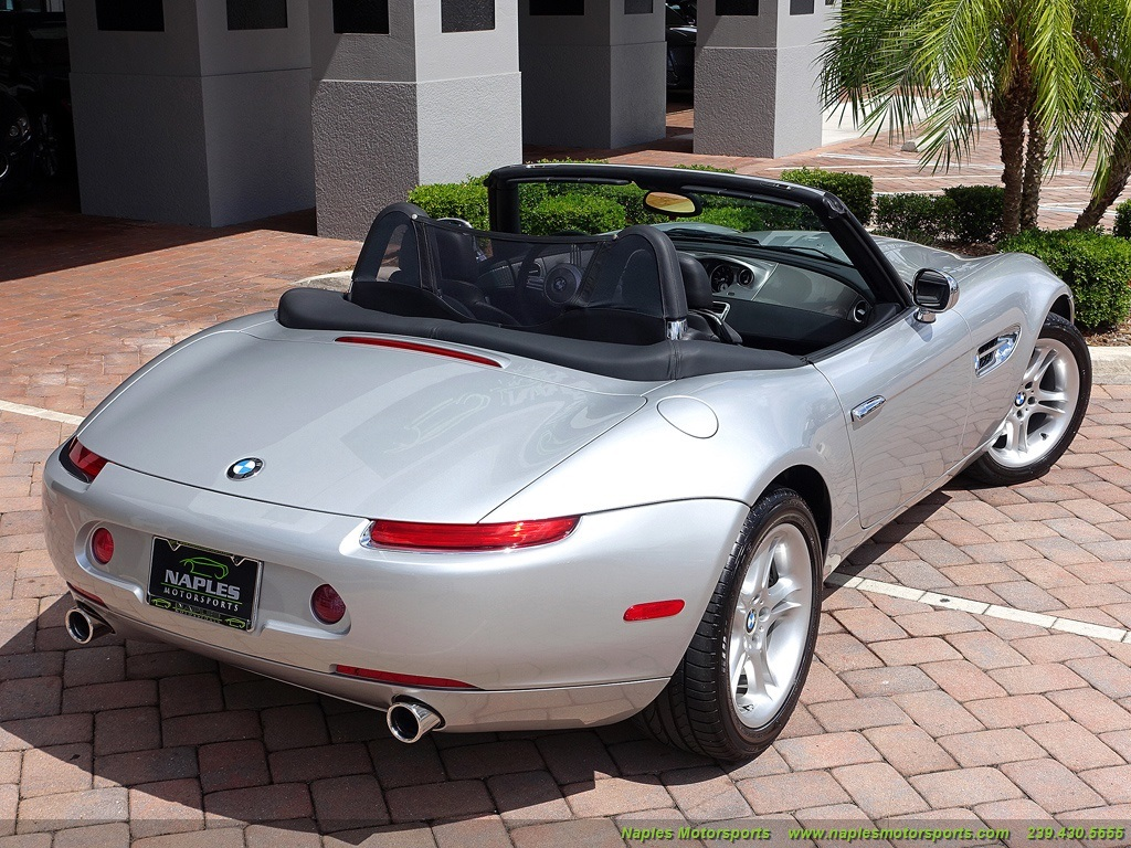 2002 BMW Z8 - Photo 50 - Naples, FL 34104