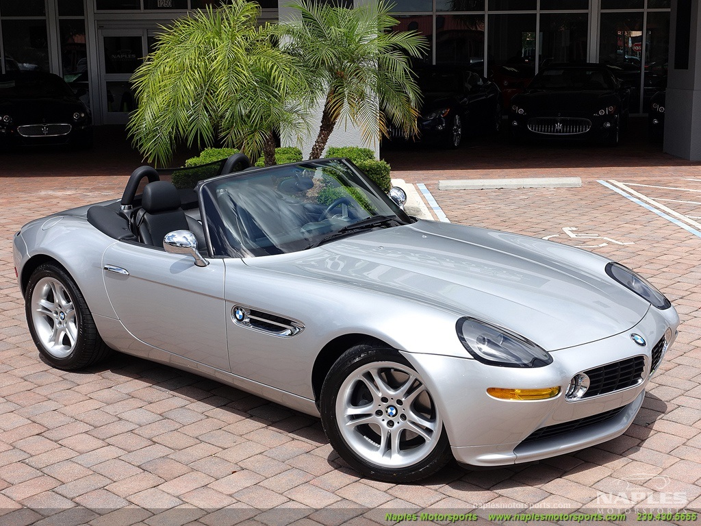 2002 BMW Z8 - Photo 52 - Naples, FL 34104