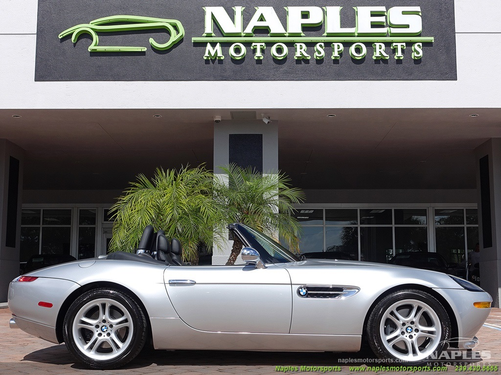 2002 BMW Z8 - Photo 13 - Naples, FL 34104