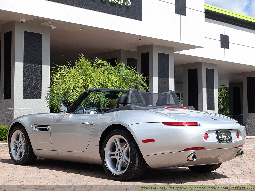 2002 BMW Z8 - Photo 38 - Naples, FL 34104