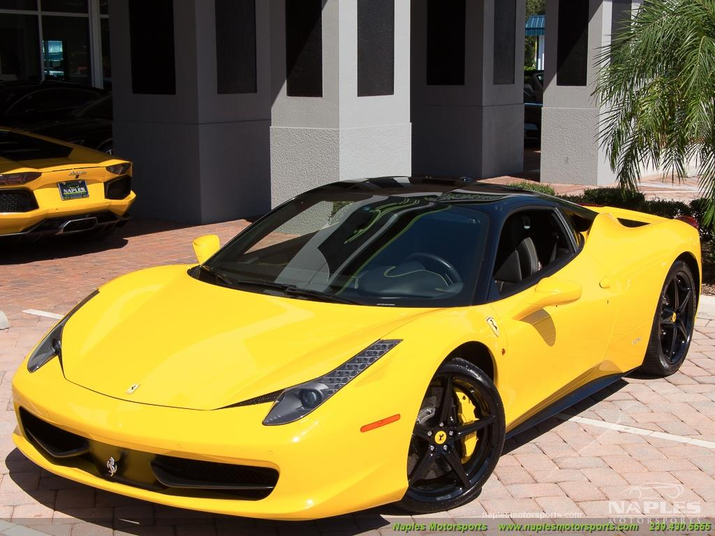 2012 Ferrari 458 Italia - Photo 7 - Naples, FL 34104