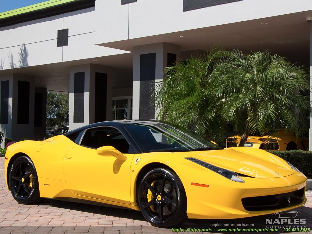 2012 Ferrari 458 Italia - Photo 23 - Naples, FL 34104