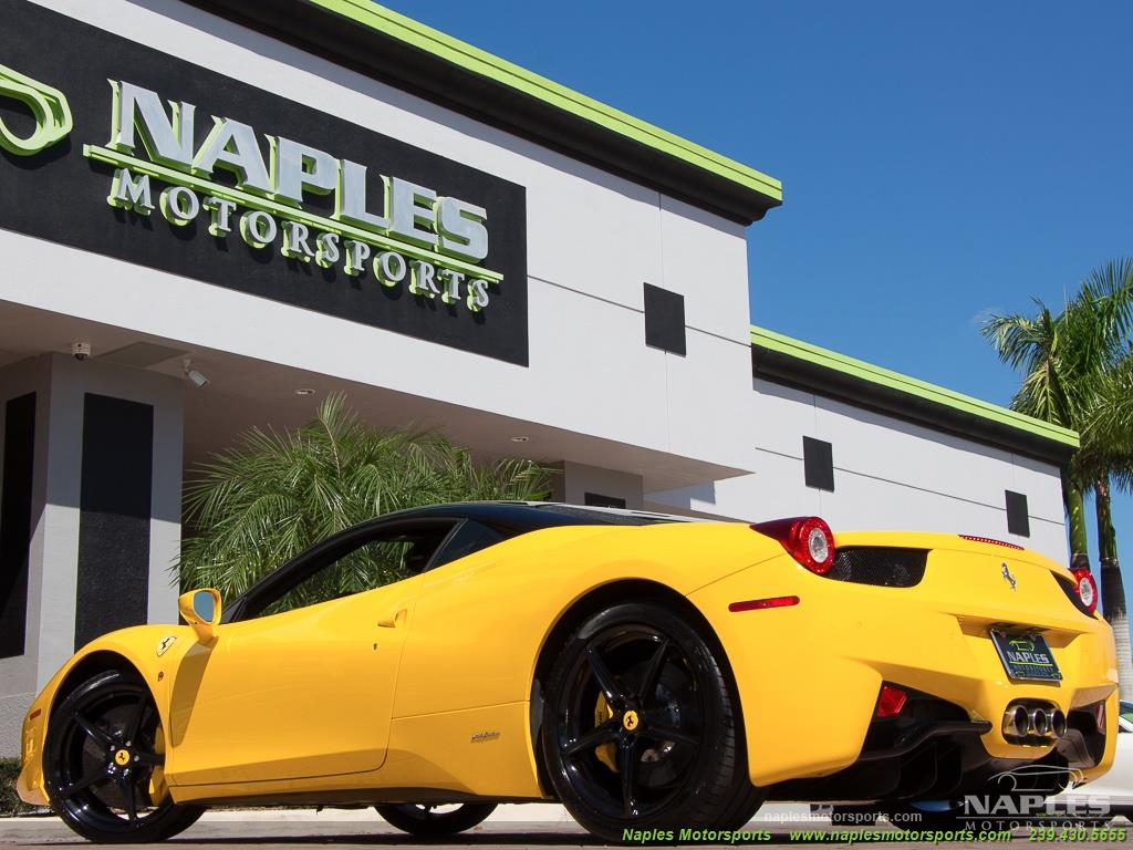 2012 Ferrari 458 Italia - Photo 44 - Naples, FL 34104