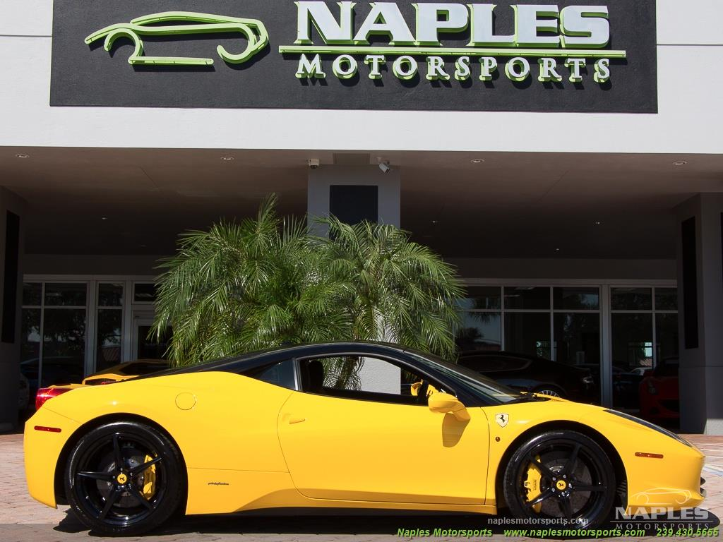 2012 Ferrari 458 Italia - Photo 6 - Naples, FL 34104