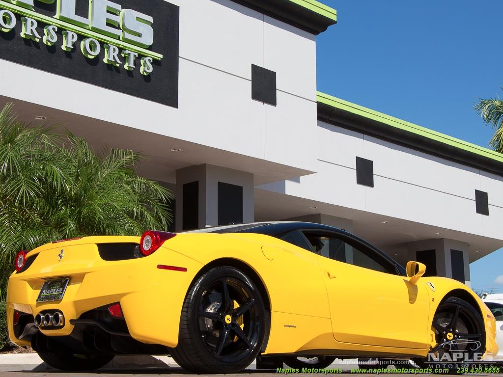 2012 Ferrari 458 Italia - Photo 27 - Naples, FL 34104