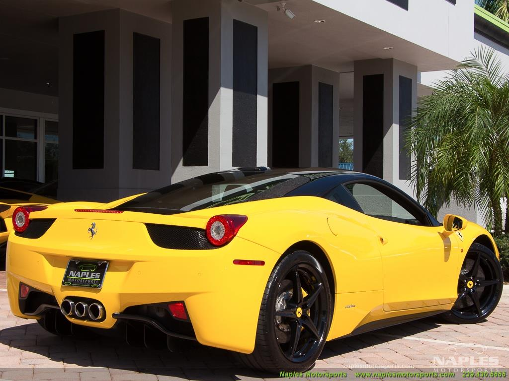 2012 Ferrari 458 Italia - Photo 49 - Naples, FL 34104
