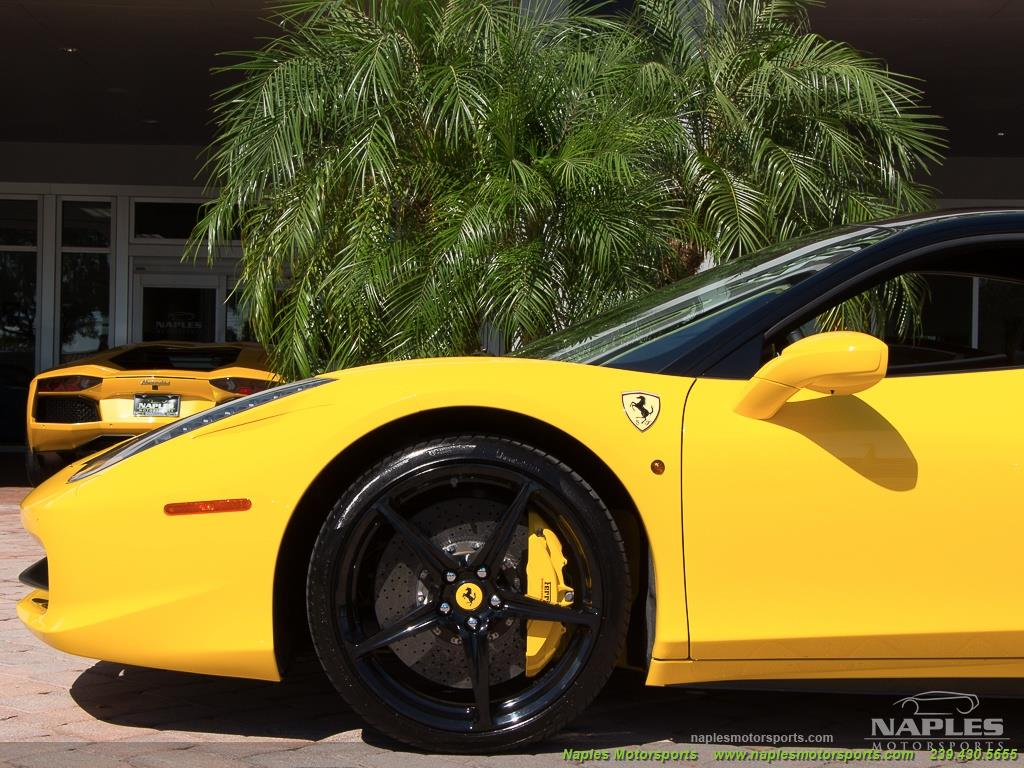 2012 Ferrari 458 Italia - Photo 18 - Naples, FL 34104