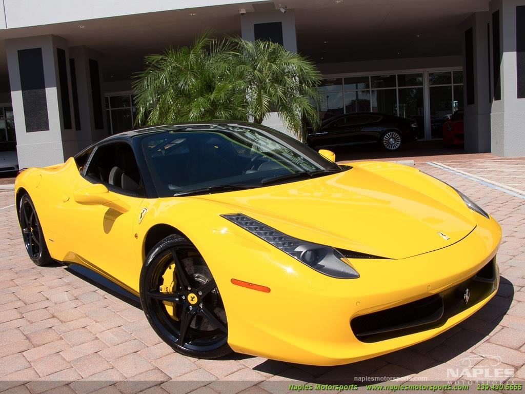 2012 Ferrari 458 Italia - Photo 53 - Naples, FL 34104