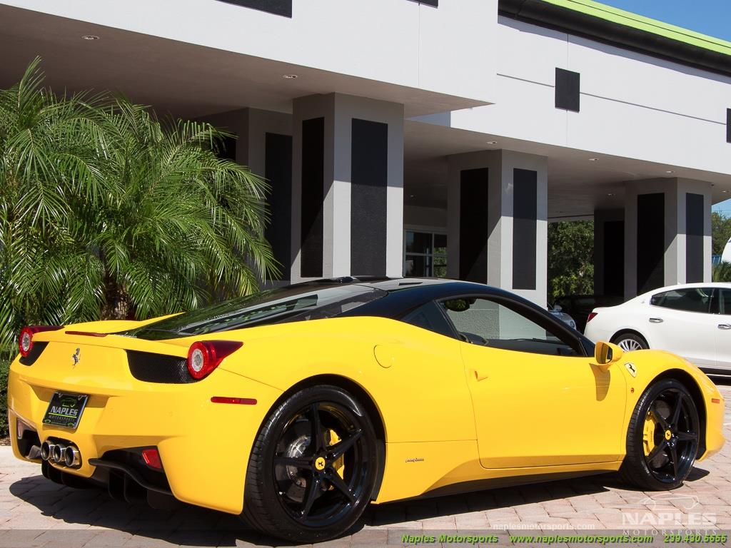 2012 Ferrari 458 Italia - Photo 22 - Naples, FL 34104