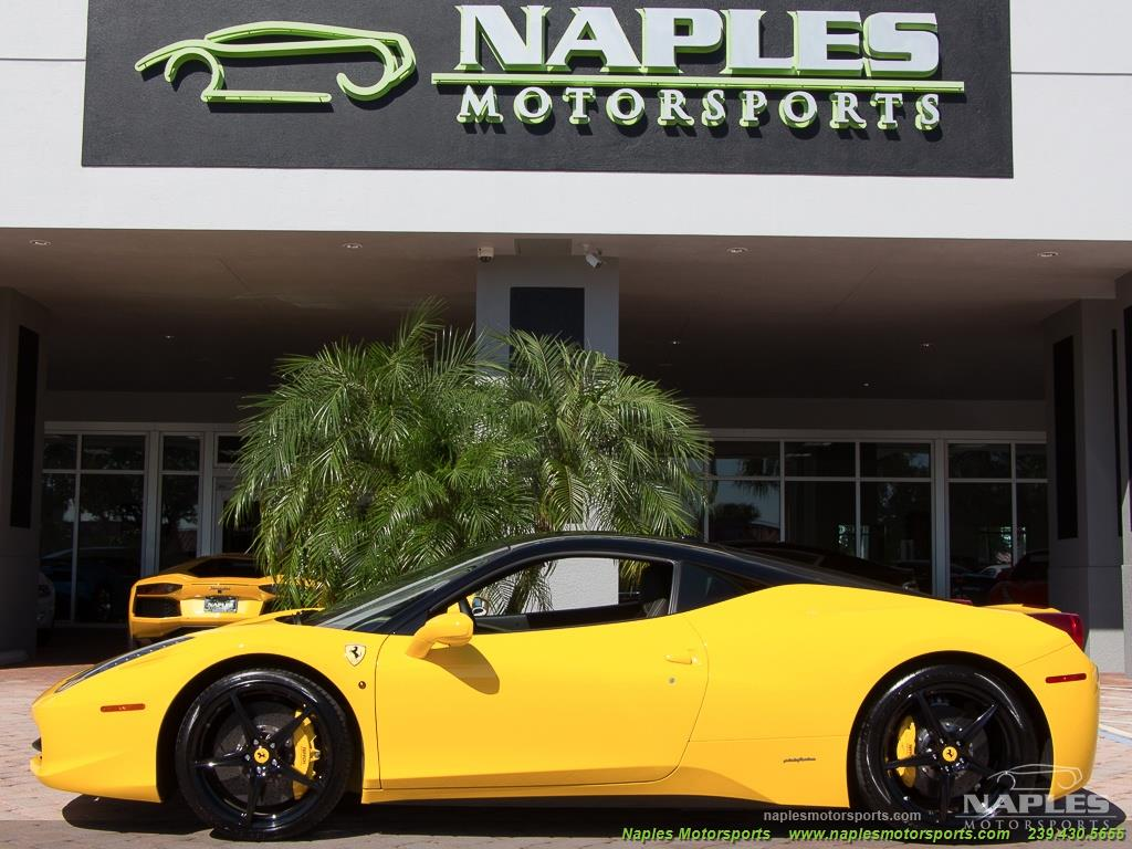 2012 Ferrari 458 Italia - Photo 5 - Naples, FL 34104
