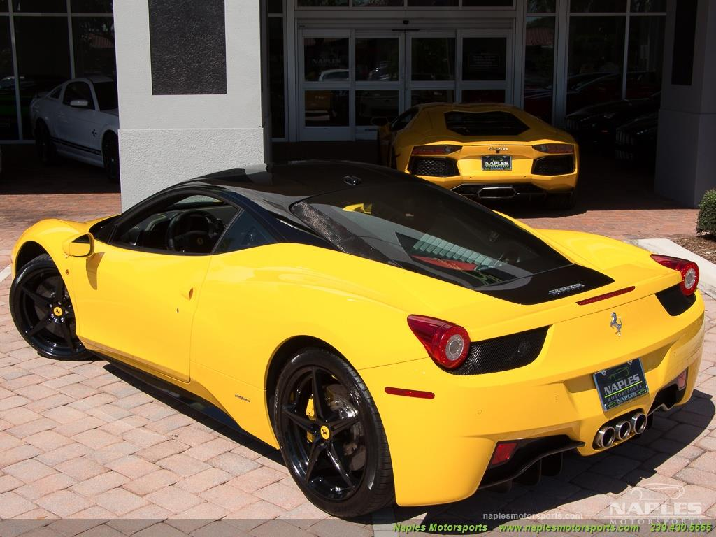 2012 Ferrari 458 Italia - Photo 46 - Naples, FL 34104