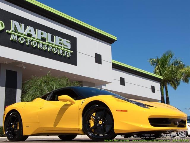 2012 Ferrari 458 Italia - Photo 3 - Naples, FL 34104