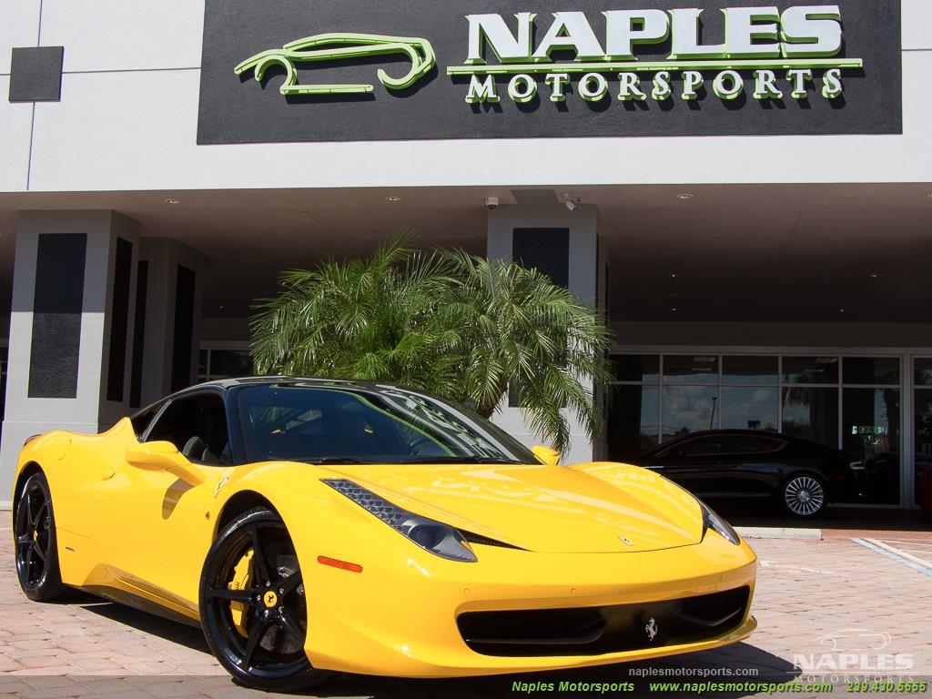 2012 Ferrari 458 Italia - Photo 52 - Naples, FL 34104