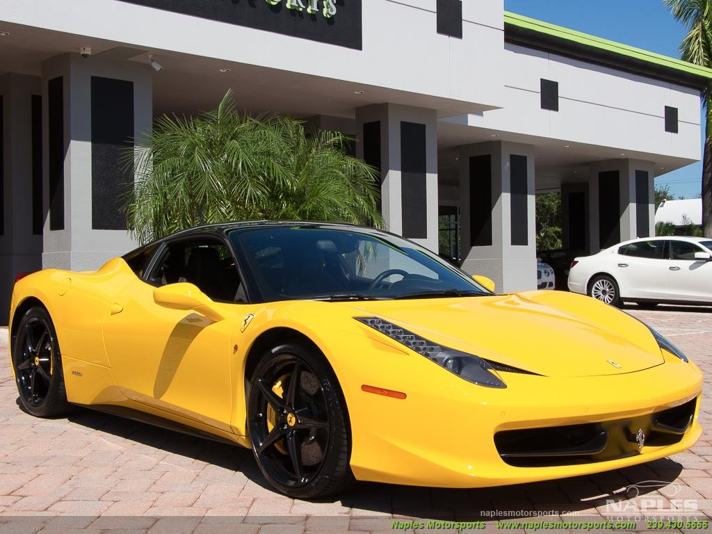 2012 Ferrari 458 Italia - Photo 34 - Naples, FL 34104