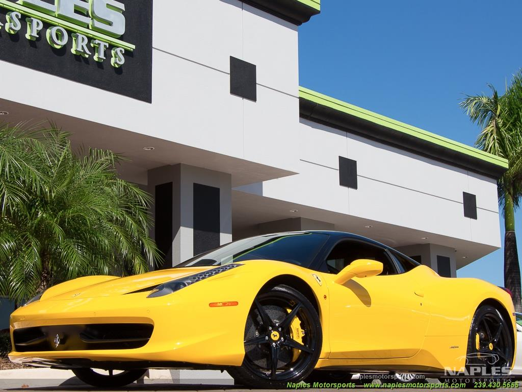 2012 Ferrari 458 Italia - Photo 11 - Naples, FL 34104