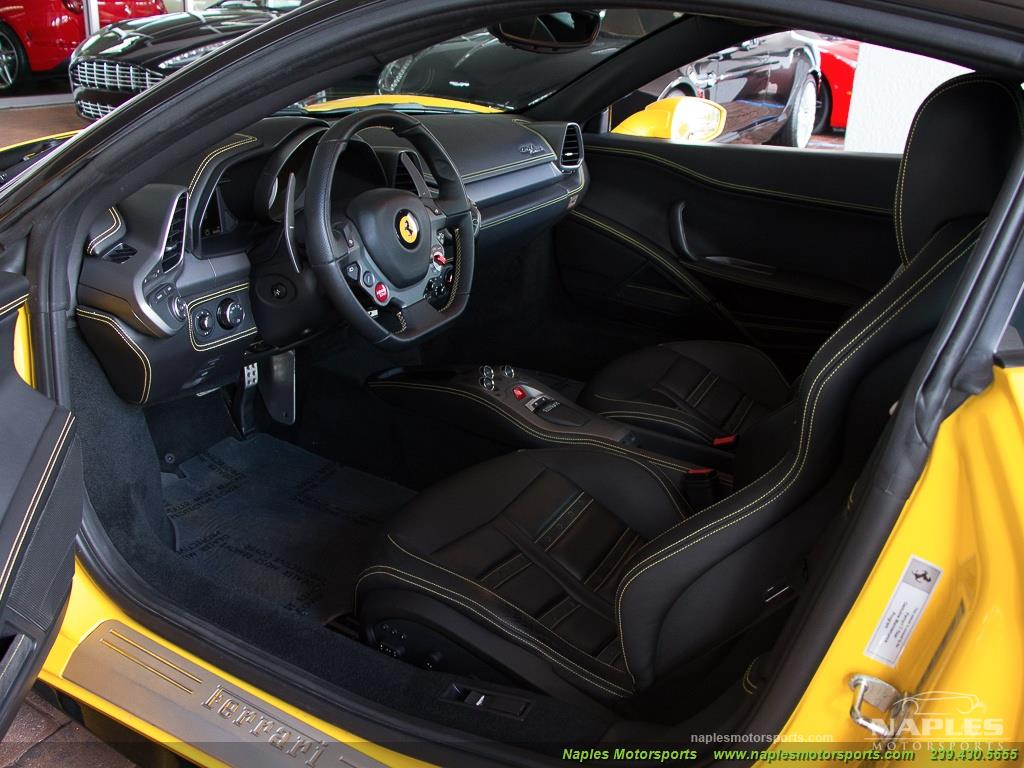 2012 Ferrari 458 Italia - Photo 8 - Naples, FL 34104