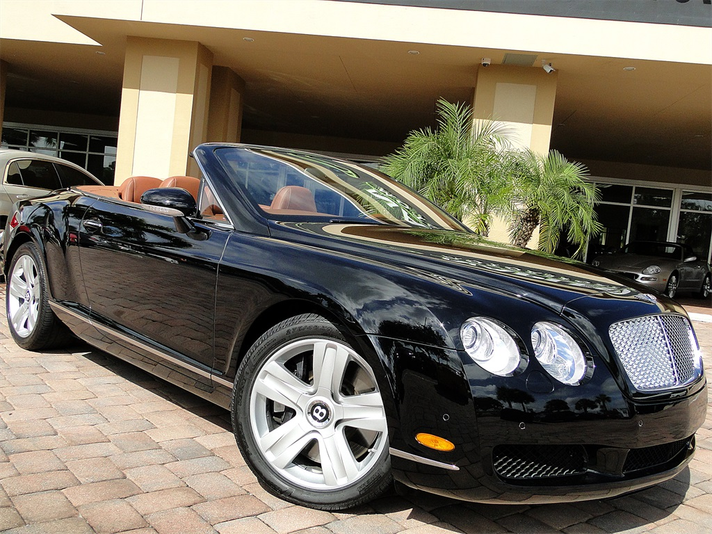 2007 Bentley Continental GT GTC - Photo 57 - Naples, FL 34104