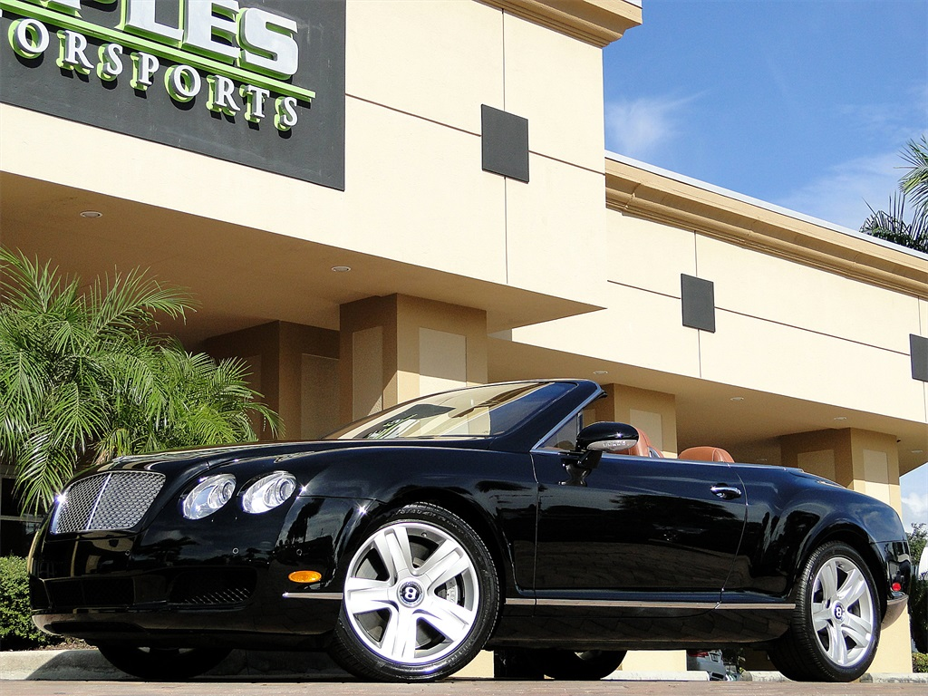 2007 Bentley Continental GT GTC - Photo 38 - Naples, FL 34104