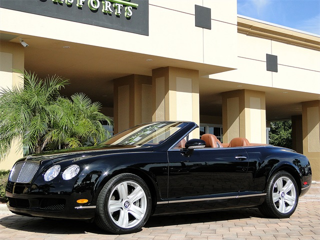 2007 Bentley Continental GT GTC - Photo 4 - Naples, FL 34104