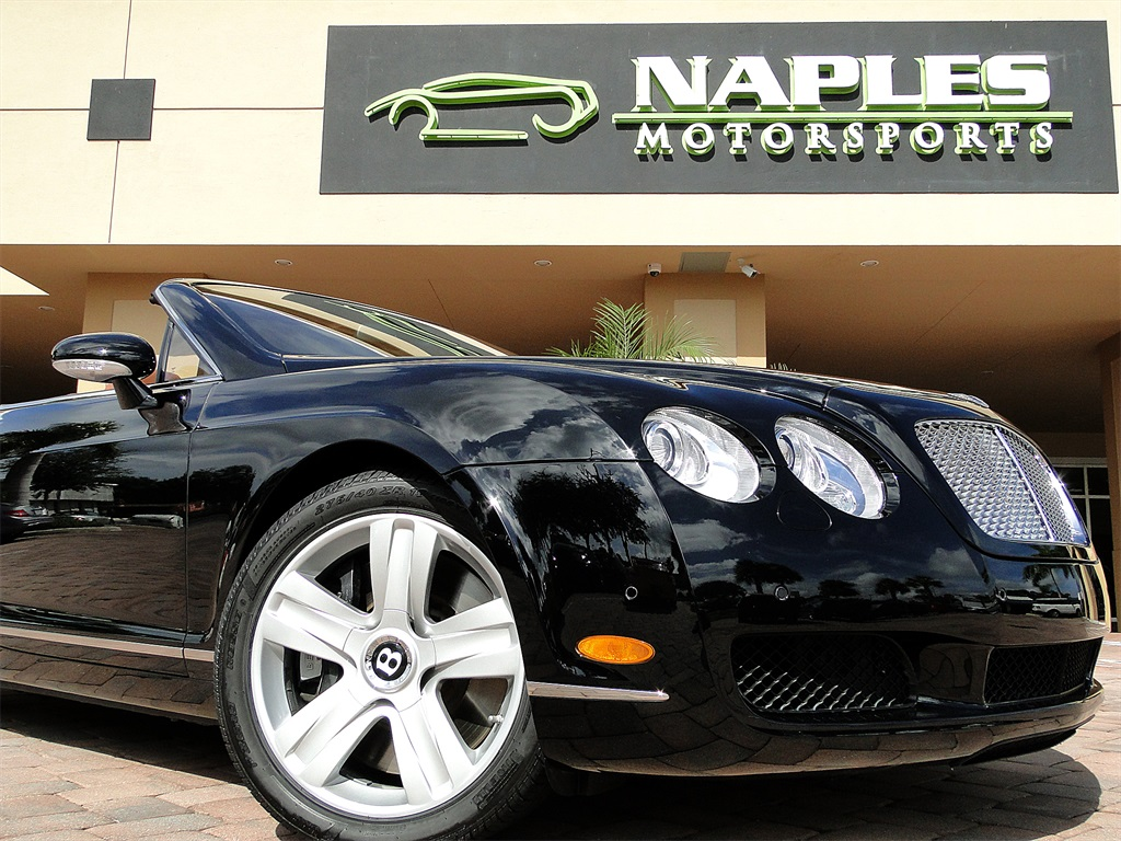 2007 Bentley Continental GT GTC - Photo 59 - Naples, FL 34104