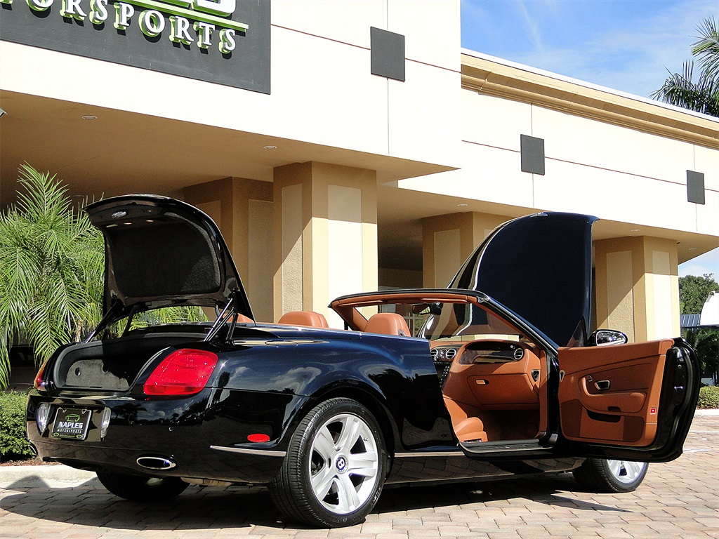 2007 Bentley Continental GT GTC - Photo 14 - Naples, FL 34104