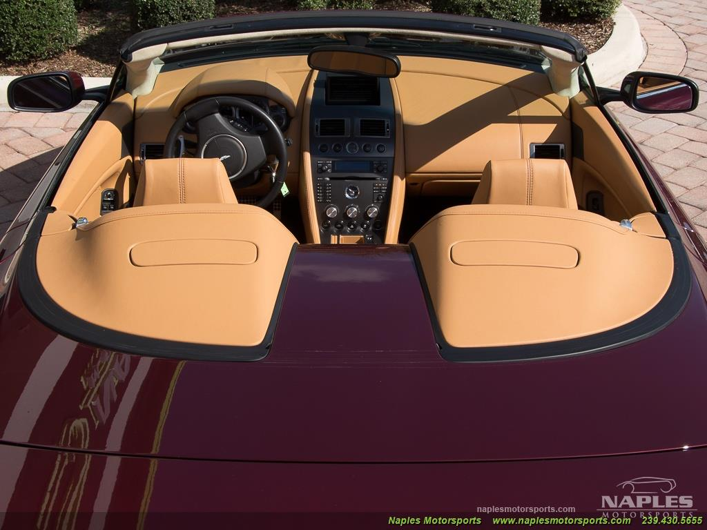 2008 Aston Martin Vantage Roadster - Photo 33 - Naples, FL 34104