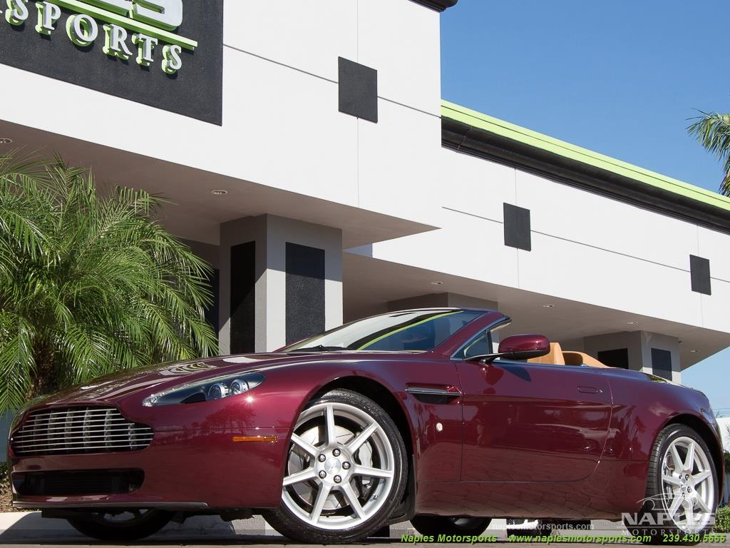2008 Aston Martin Vantage Roadster - Photo 17 - Naples, FL 34104