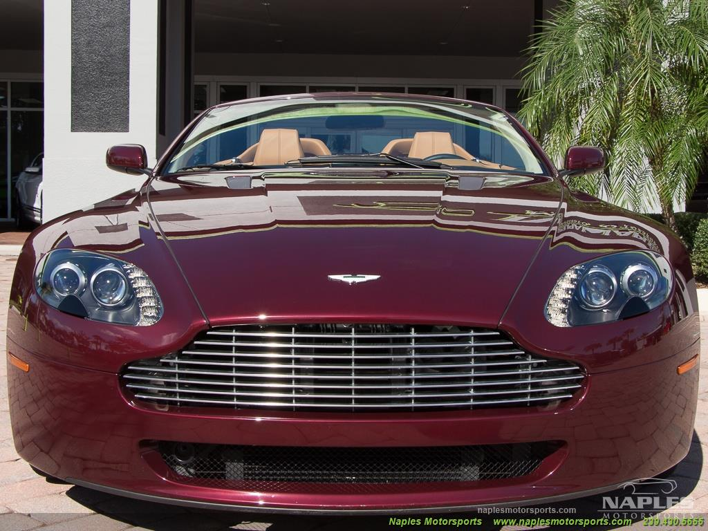 2008 Aston Martin Vantage Roadster - Photo 11 - Naples, FL 34104