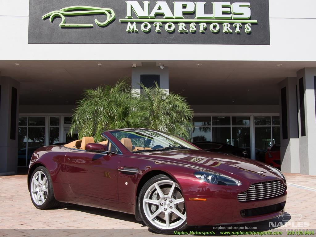 2008 Aston Martin Vantage Roadster - Photo 54 - Naples, FL 34104