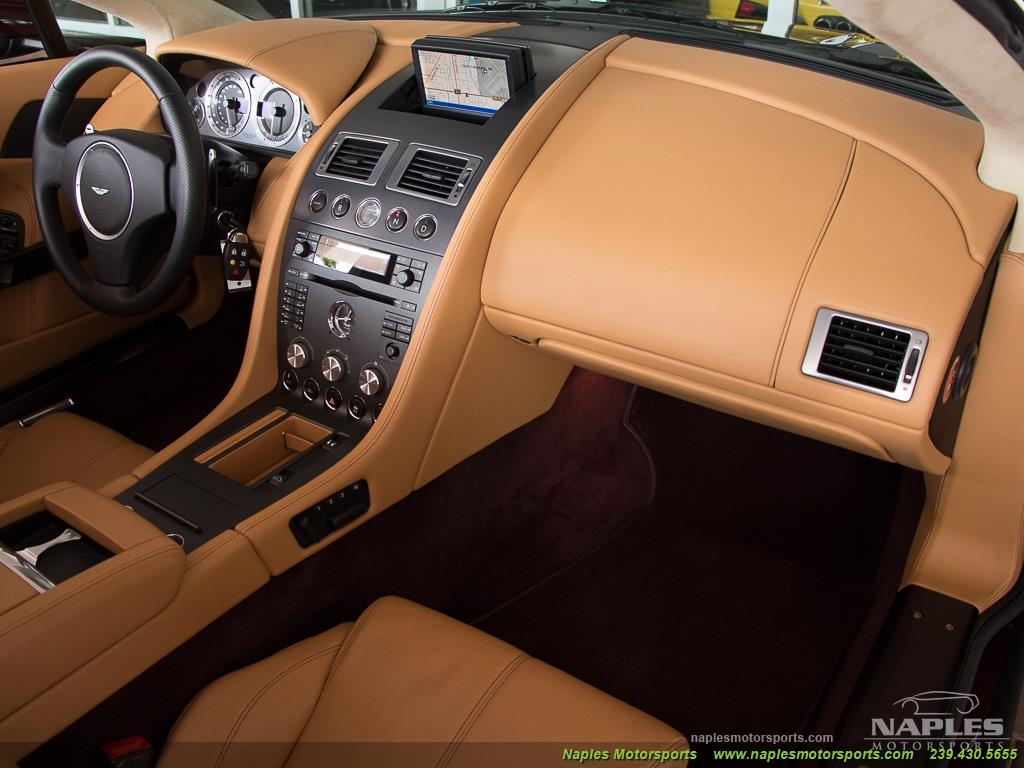 2008 Aston Martin Vantage Roadster - Photo 41 - Naples, FL 34104
