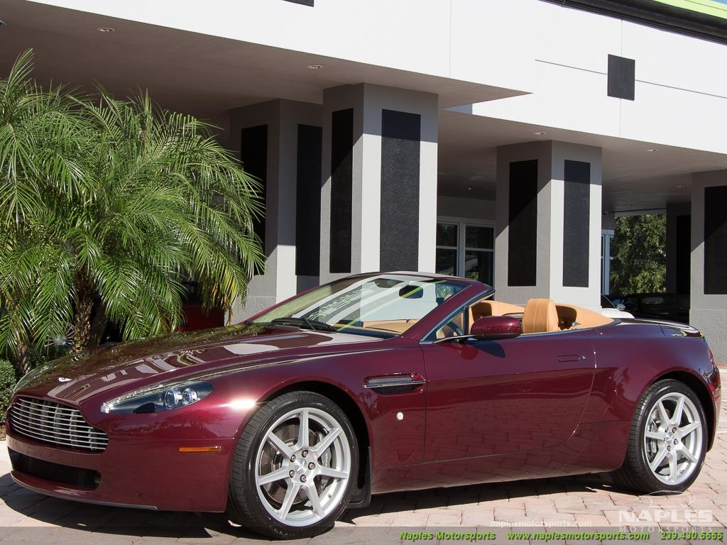 2008 Aston Martin Vantage Roadster - Photo 12 - Naples, FL 34104