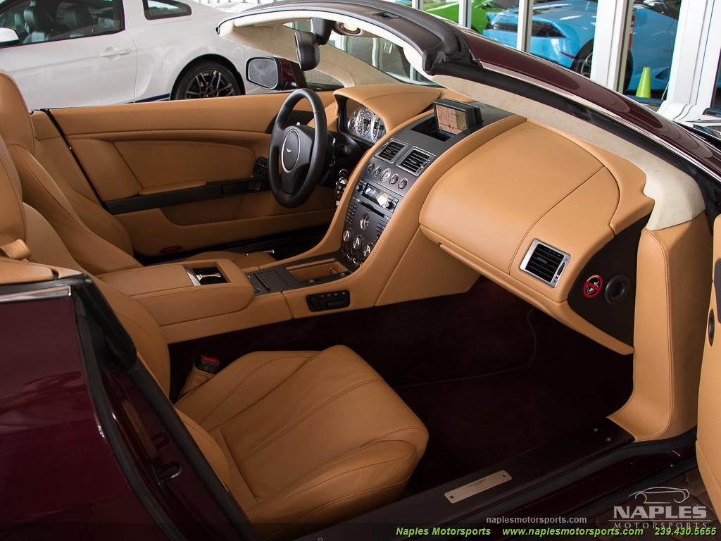 2008 Aston Martin Vantage Roadster - Photo 49 - Naples, FL 34104
