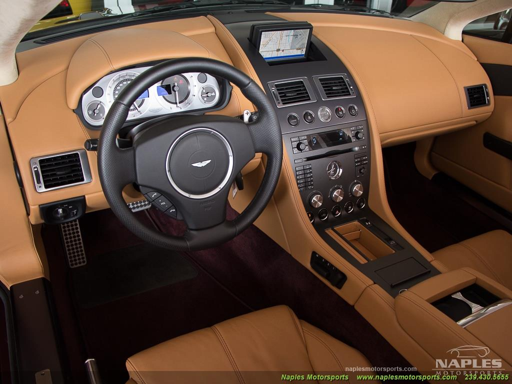 2008 Aston Martin Vantage Roadster - Photo 6 - Naples, FL 34104