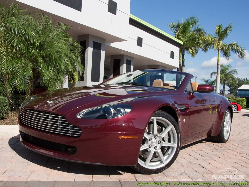 2008 Aston Martin Vantage Roadster - Photo 20 - Naples, FL 34104