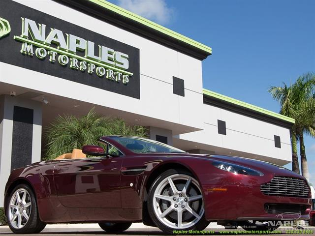 2008 Aston Martin Vantage Roadster - Photo 1 - Naples, FL 34104