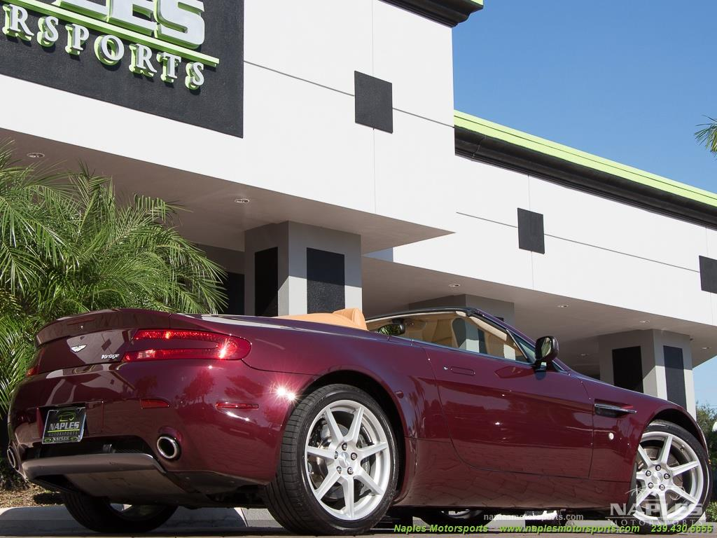 2008 Aston Martin Vantage Roadster - Photo 29 - Naples, FL 34104