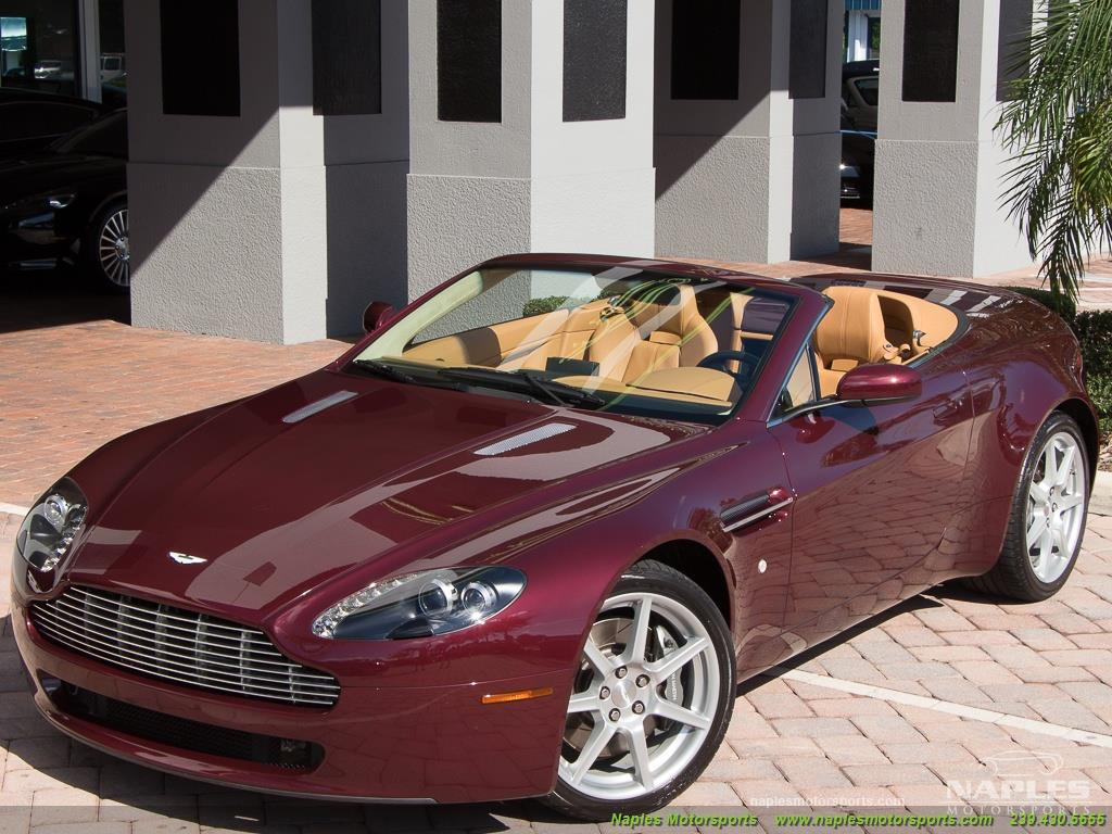 2008 Aston Martin Vantage Roadster - Photo 5 - Naples, FL 34104