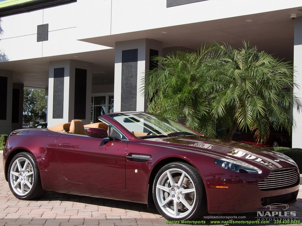 2008 Aston Martin Vantage Roadster - Photo 26 - Naples, FL 34104