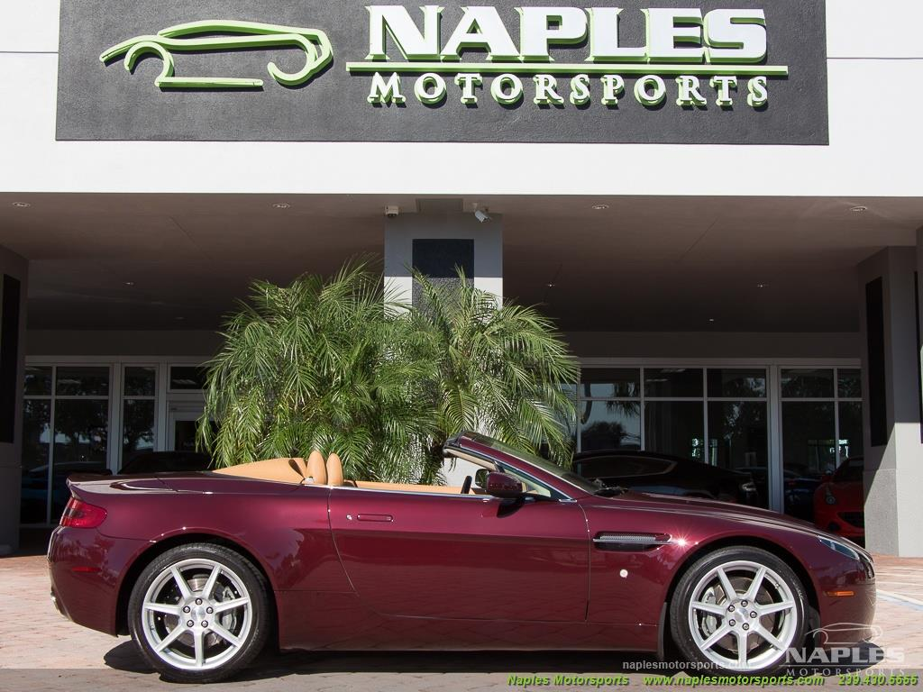 2008 Aston Martin Vantage Roadster - Photo 25 - Naples, FL 34104