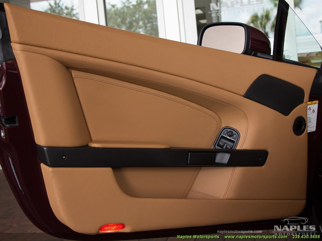 2008 Aston Martin Vantage Roadster - Photo 13 - Naples, FL 34104