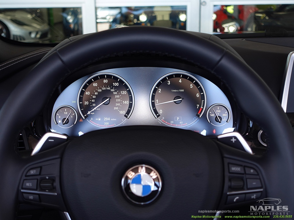 2012 BMW 650i Convertible - Photo 18 - Naples, FL 34104