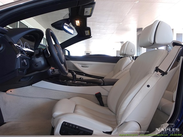 2012 BMW 650i Convertible - Photo 2 - Naples, FL 34104