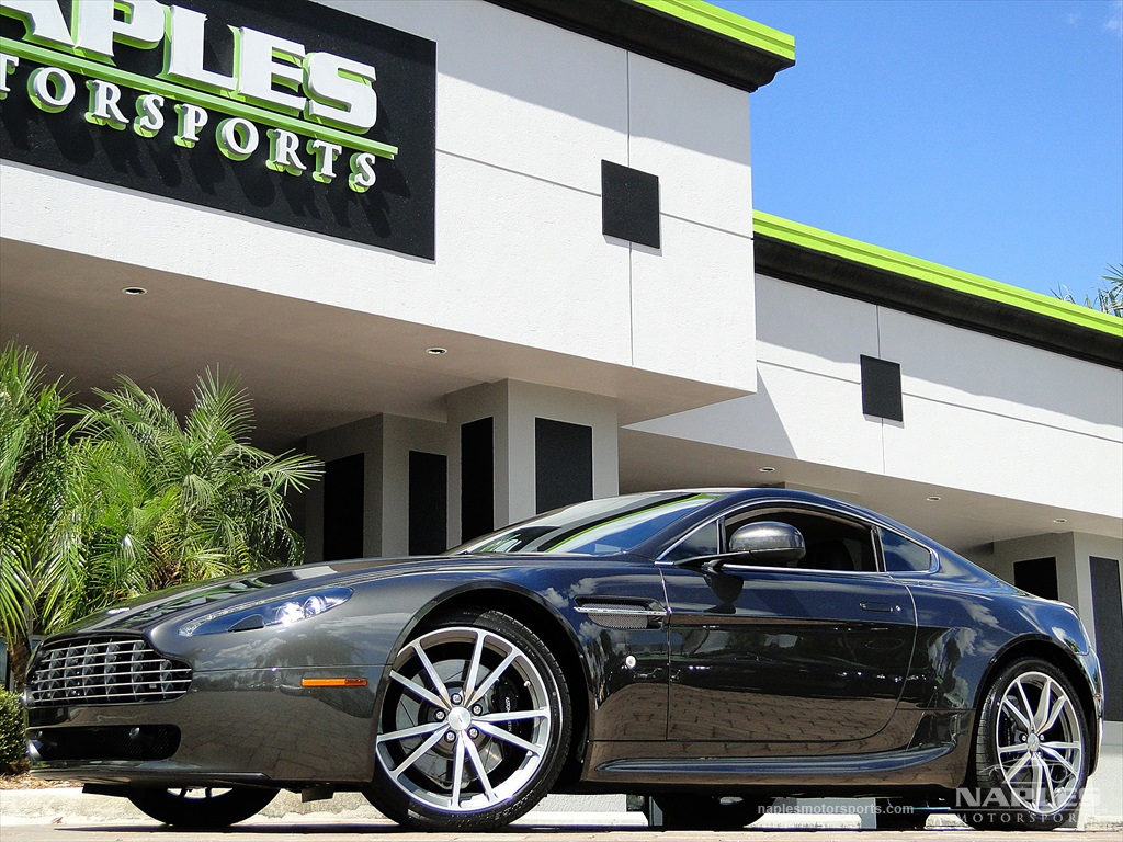 2010 Aston Martin Vantage - Photo 22 - Naples, FL 34104