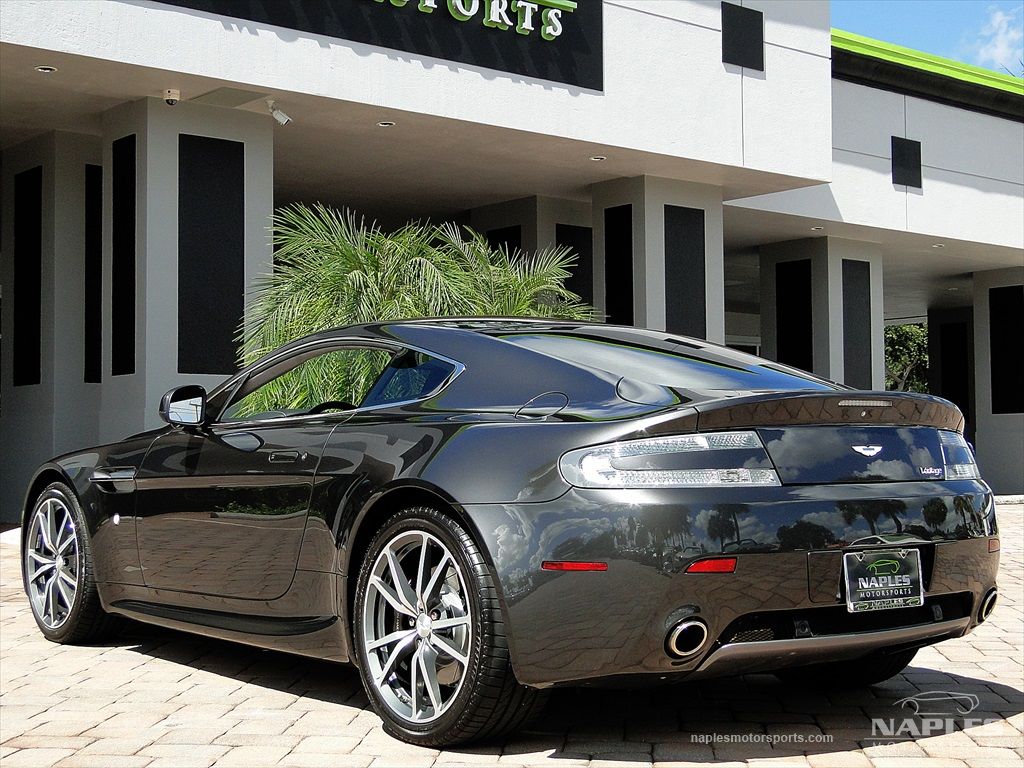 2010 Aston Martin Vantage - Photo 46 - Naples, FL 34104
