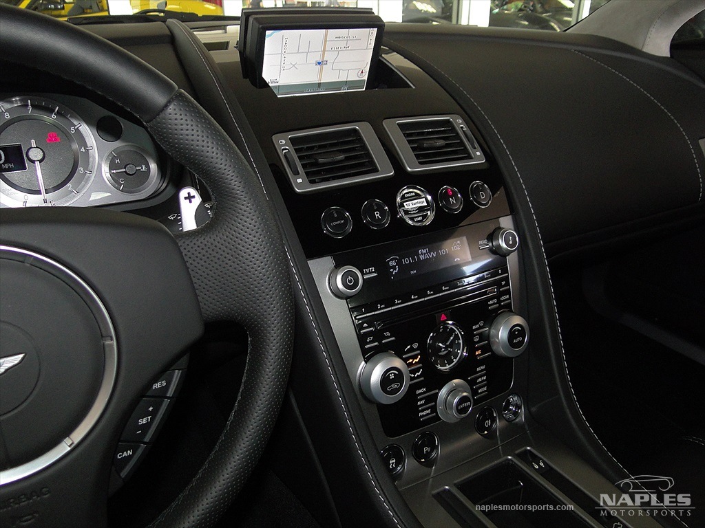 2010 Aston Martin Vantage - Photo 26 - Naples, FL 34104