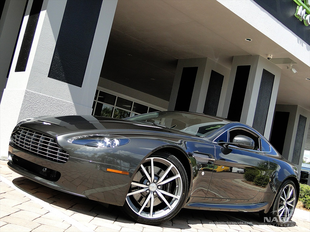 2010 Aston Martin Vantage - Photo 48 - Naples, FL 34104