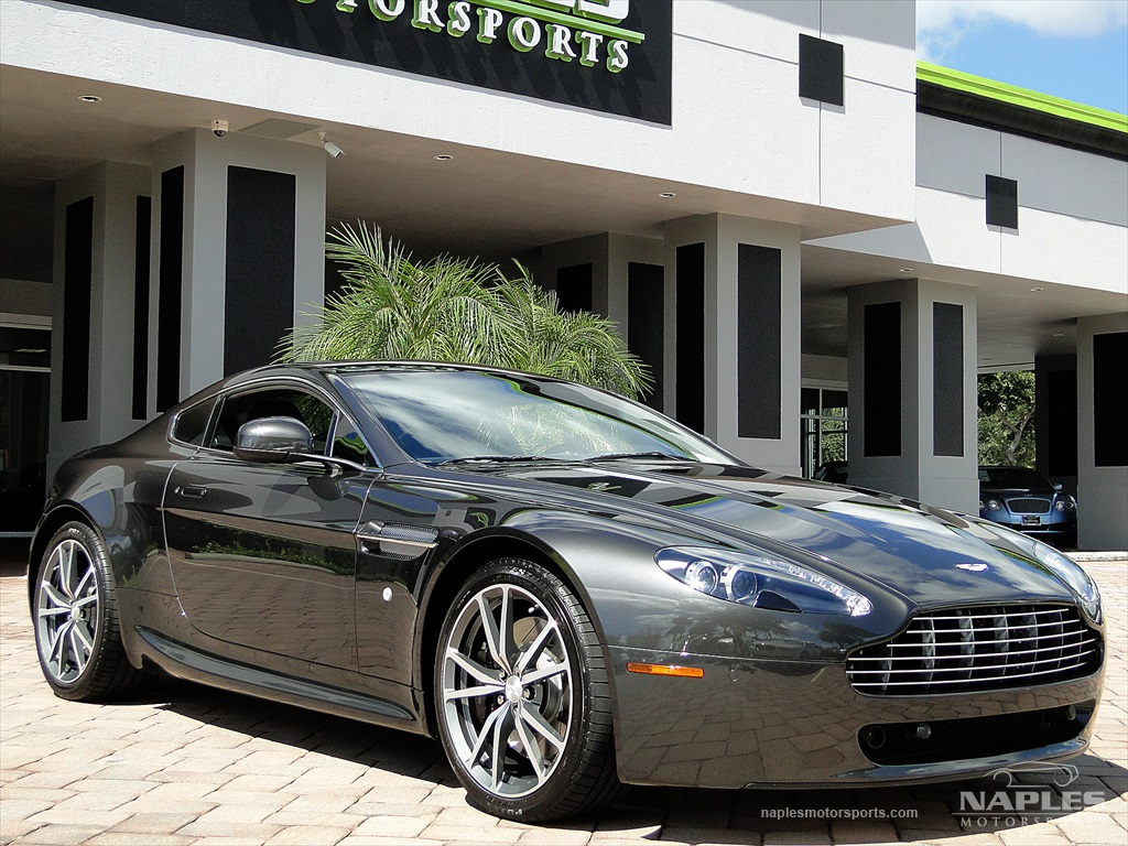 2010 Aston Martin Vantage - Photo 43 - Naples, FL 34104