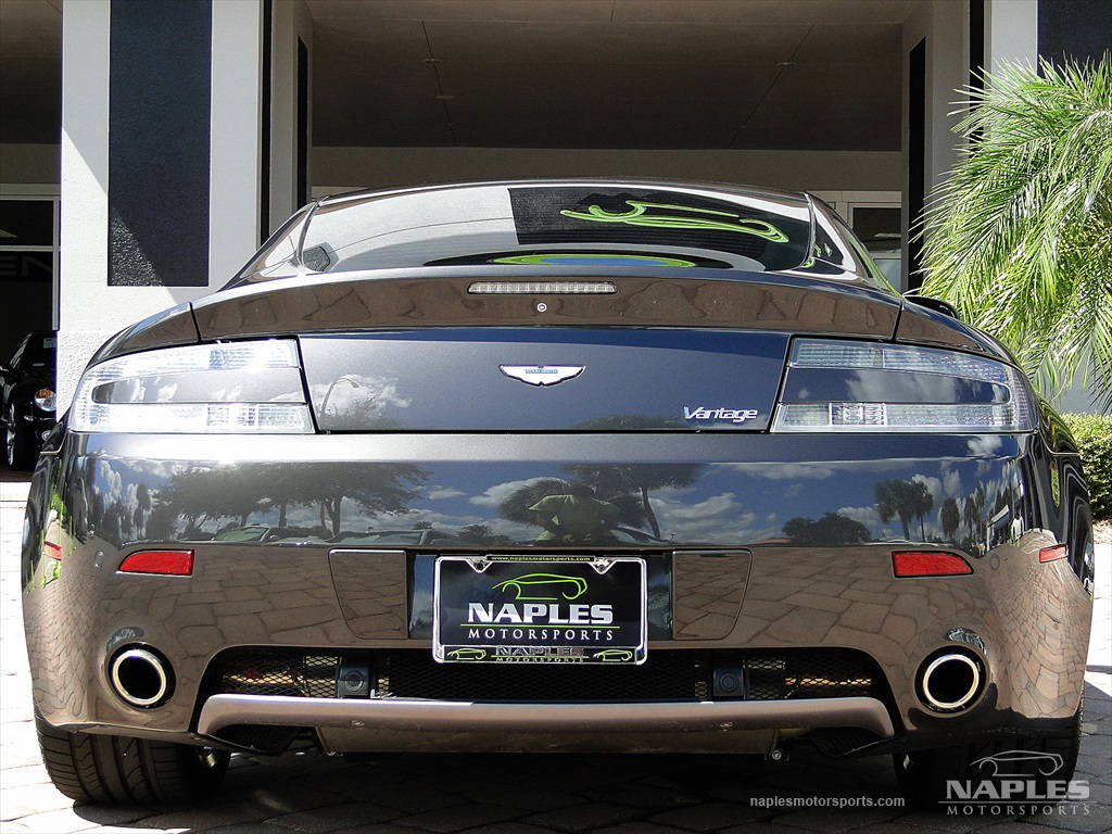 2010 Aston Martin Vantage - Photo 54 - Naples, FL 34104