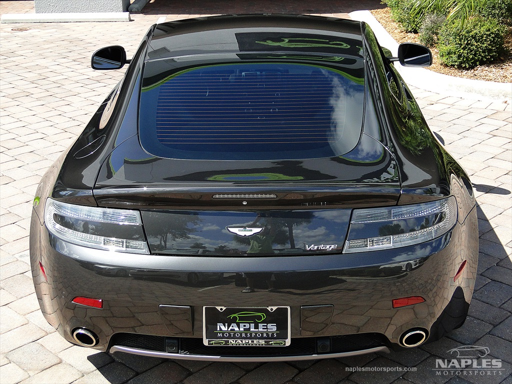 2010 Aston Martin Vantage - Photo 29 - Naples, FL 34104